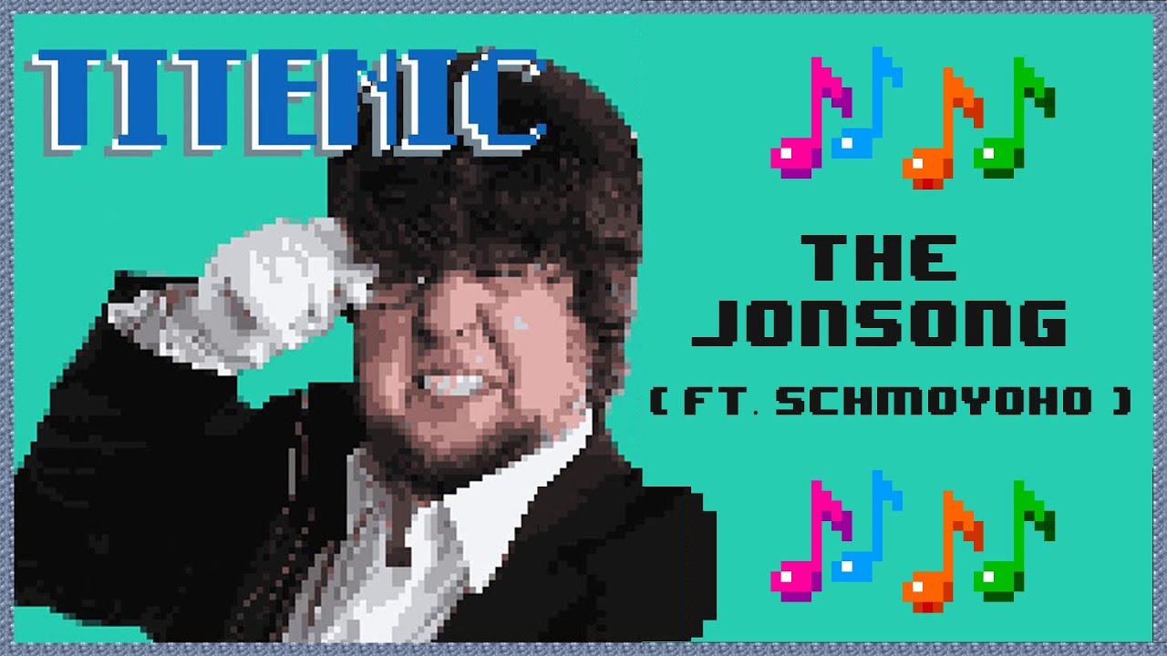 titenic jontron mp3