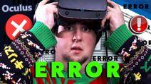 Virtual Reality Mukbang (Sort Of)