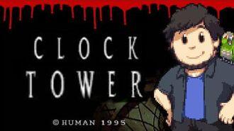 Clock Tower - JonTron-1