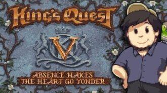 Kings Quest V + Mailmen - JonTron