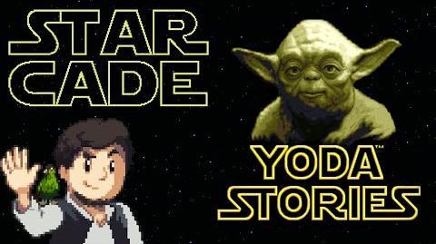 JonTron's StarCade Episode 6 - Yoda Stories