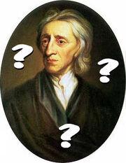 John Locke confused
