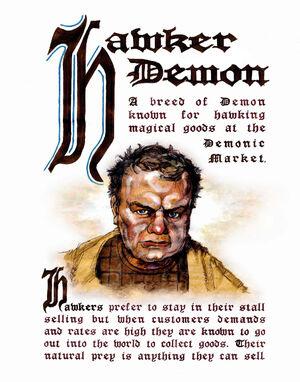 Hawker Demon by Dan H No Parchment