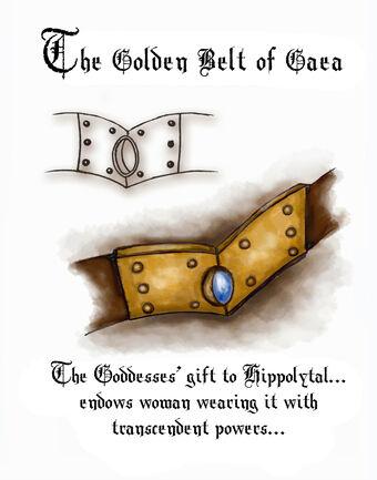 The Golden Belt of Gaea