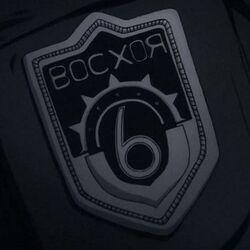 S101 Voskhod 6 unit patch