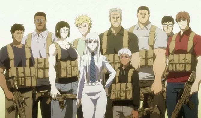 Koko's Squad | Jormungand Wiki | FANDOM powered by Wikia