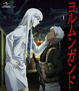 Vol. 1 DVD cover