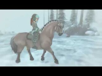 Star Stable - Fjord Horses Trailer
