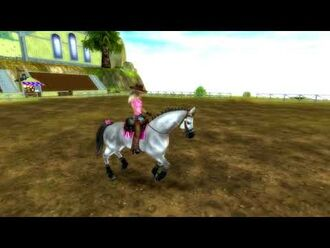 Star Stable World - American Quarter Horse