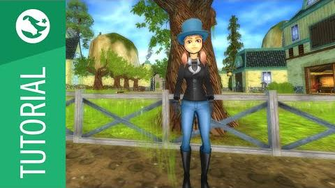 Star Stable Tutorial - Horse Trainer