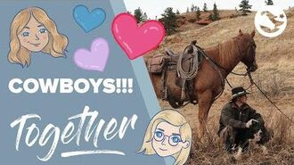 Cowboys! 💕🐎 - TOGETHER by Star Stable - Episode 5