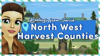 The Northwest Harvest Counties Exploring Jorvik