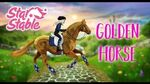 Buying the new GOLDEN HORSE on Star Stable! NO GAME FILES-0