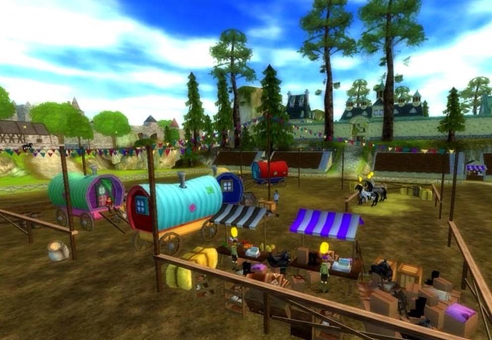 Chat Horsemarket