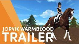 The Jorvik Warmblood - Star Stable Trailers
