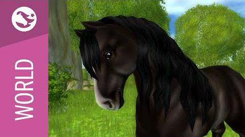 Star Stable World - Shire Horse