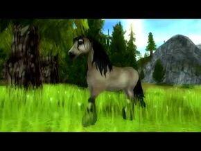 Star Stable World - North Swedish Horse