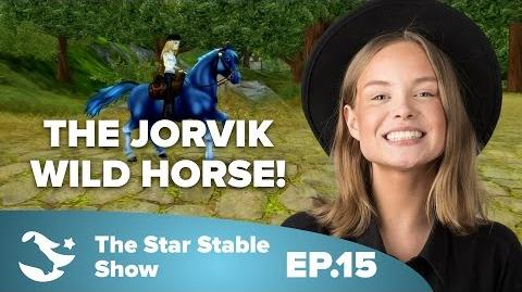 The Jorvik Wild Horse! The Star Stable Show 2