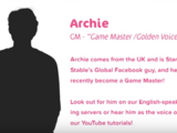 Game Master Archie