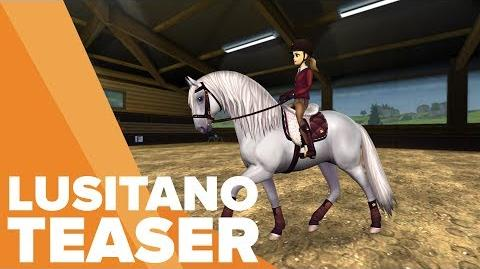 The Lusitano - Star Stable Teasers