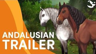 The Updated Andalusian - Star Stable Trailers