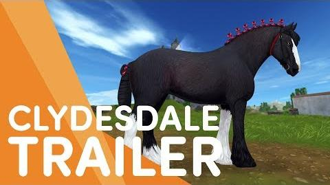 The Clydesdale Star Stable Trailers