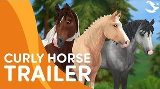 The Curly Horse ✨ - Star Stable Trailers