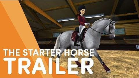 Video The Updated Starter Horse Star Stable Trailers