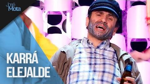 Rafaella Karra Elejalde el musical José Mota presenta...