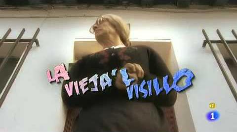 La Hora de José Mota - La vieja'l visillo