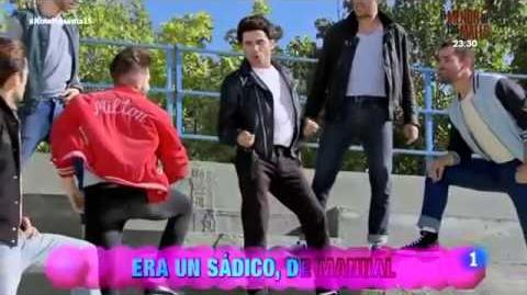 "José Mota presenta Programa 15 ""50 sombras de Grease"""