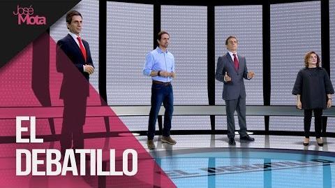 El Debatillo - Especial Nochevieja 2015 José Mota