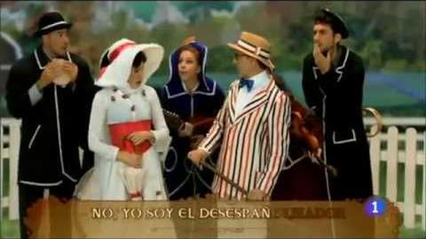 ESTADOLIBREASOCIADOSUPERESPETUOSO parodia de José Mota de Mary Popins