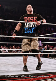 Photo- @JohnCena always Rise Above Hate