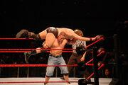 John Cena, aplicando FU