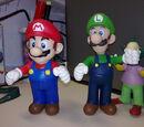 Super Mario Game List