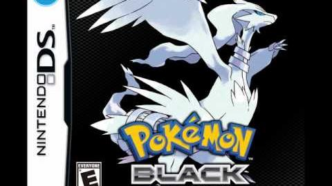 Pokemon- Black and White- Route 4- Music