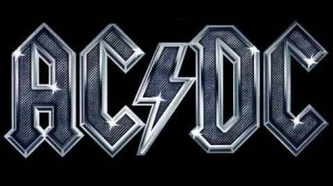 AC DC - Back In Black with lyrics
