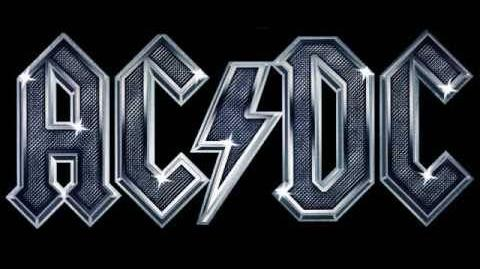 AC DC - Back In Black with lyrics