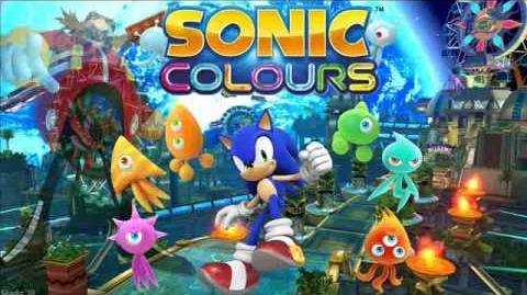 Sonic Colours Music - Final Boss Phase 2 (Egg Nega Wisp)