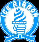 Ice Ribbon Logo