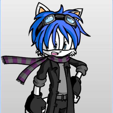 Mordecai's Cryo Form (Version One)