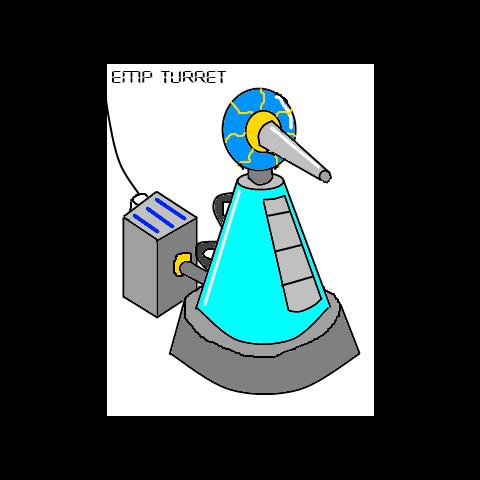EMP Turret
