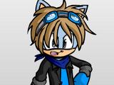 Noah the Hedgehog (SteampunkFox001)