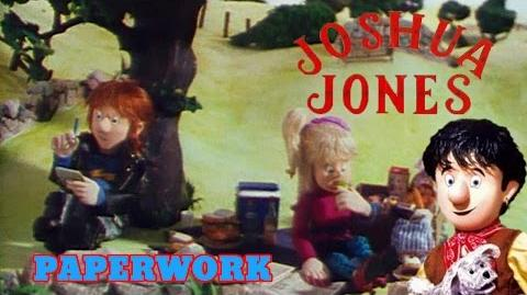 Joshua Jones - Paperwork