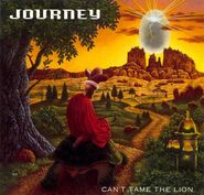 Journey Can't Tame The Lion CD single