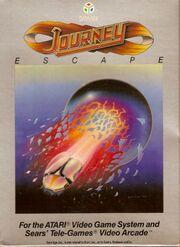 Journey Escape Atari2600