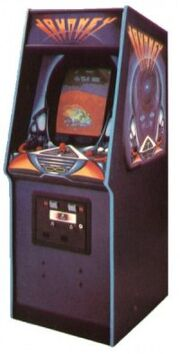 Journey Arcade Game