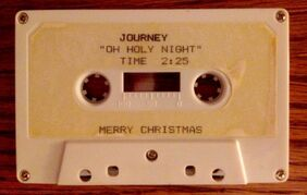 Oh, Holy Night Cassette