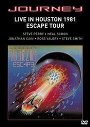 Escape DVD Journey